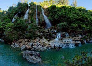 wisata Air Terjun Sri Gethuk
