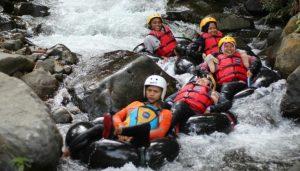 Cikadongdong River Tubing Majalengka