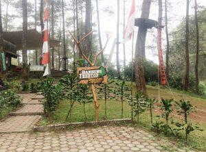 Bandung Treetop Adventure Park 1