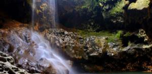 Air Terjun Goa Luweng