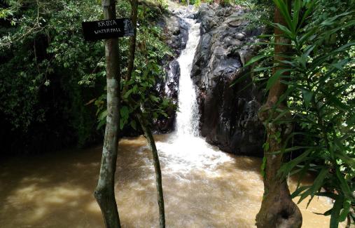 Air Terjun Kroya