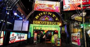 Bounty Discotheque seminyak bali tempat yang instagramable