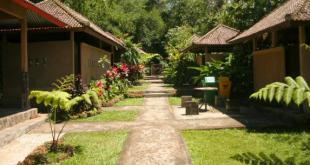 Kolam Pemandian Air Panas Yang Tak Kalah Dengan Wisata Pantai Di Bali