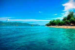 Menikmati Indahnya Pesona Pantai Gili Trawangan Lombok Yang Luar Biasa
