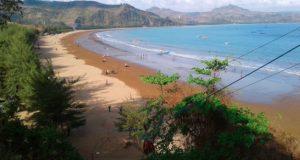 Pantai Gemah Tulungagung