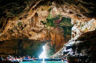 Wisata Goa Jogja Ini Masih Banyak Pengunjung Meskipun Ada Yang Tidak Terawat