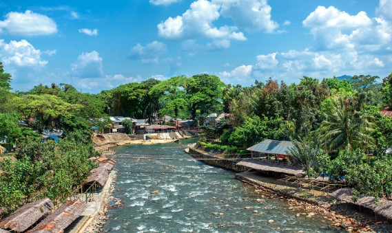 wisata alam Bukit Lawang2