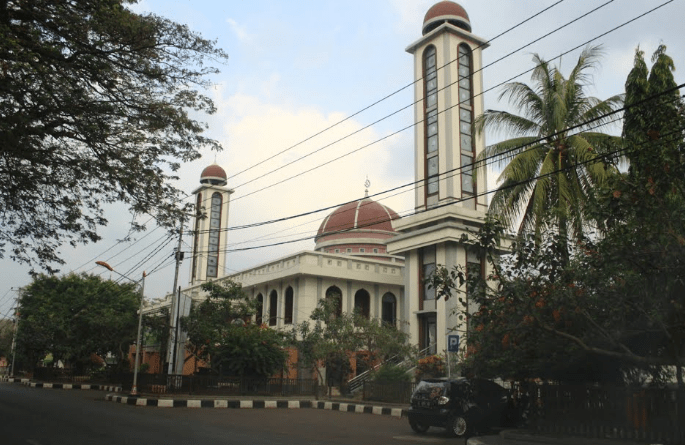 Masjid Agung Al Musabaqoh Subang