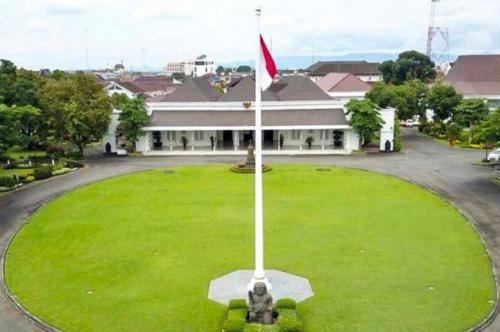 Istana Kepresidenan kolonial