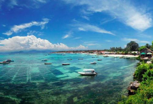 Jungut Batu Nusa Lembongan