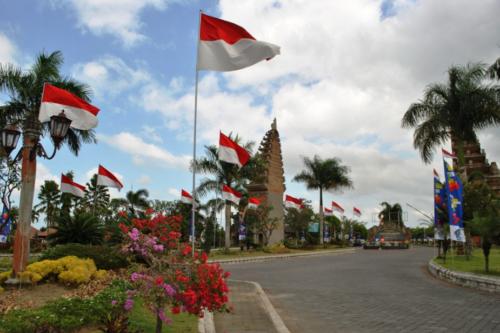 Kota Mangupura Bali