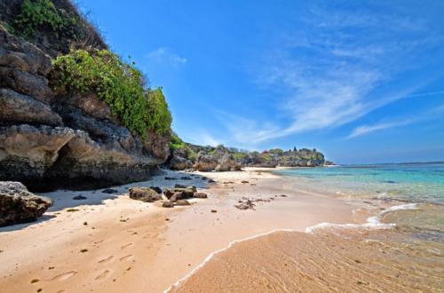 Pantai Sawangan Nusa Dua