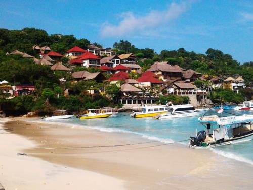 desa Jungut Batu Nusa Lembongan
