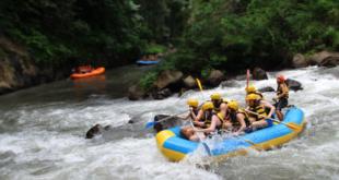 wisata rafting bali