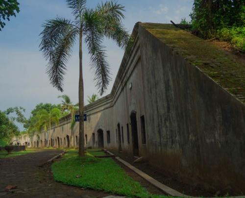 Benteng Pendhem Cilacap