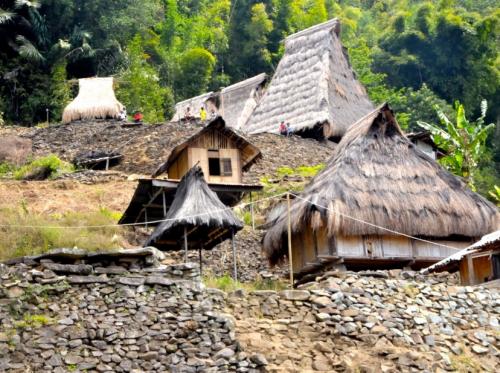 Kampung Adat Saga