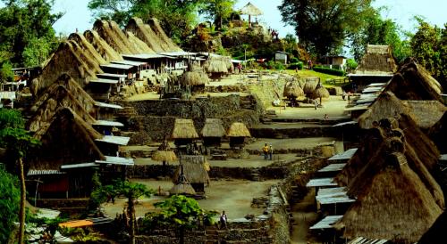 Kampung Bena Kabupaten Ngada