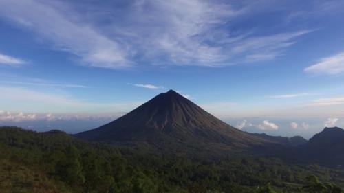 Objek wisata Lekolodo Bajawa