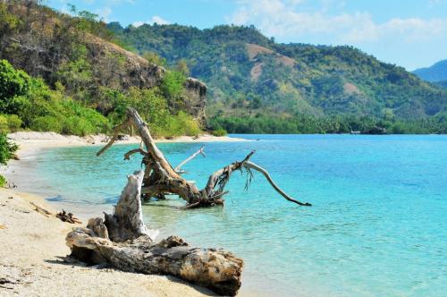 Pantai Ena Bara Maurole