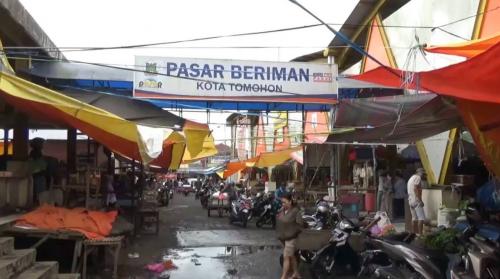 Pasar Ekstrim Tomohon