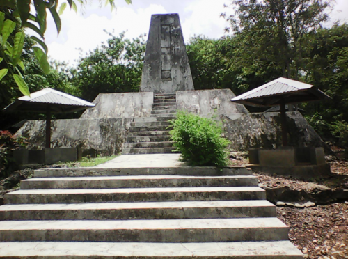 Situs Tugu Jepang Kupang