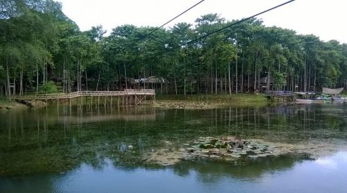 Waduk Kubang Kangkung