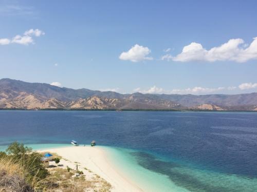 Wisata Alam Laut 17 Riung Kabupaten Ngada