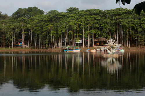 Wisata Alam Waduk Kubangkangkung