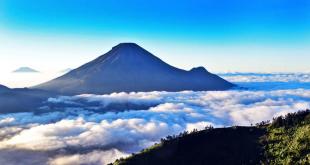 Wisata Negeri Diatas Awan Dieng Jawa Tengah