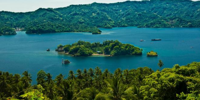 pemandangan Manado