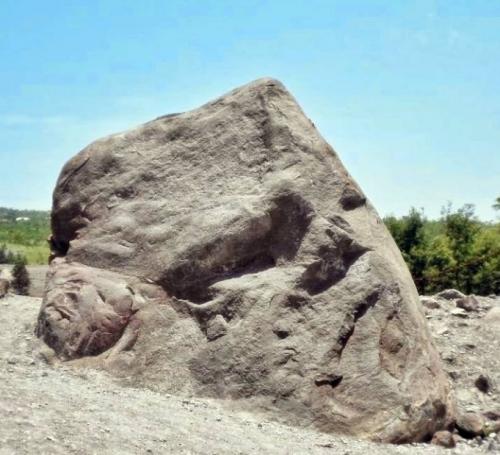 Batu Alien Jogja