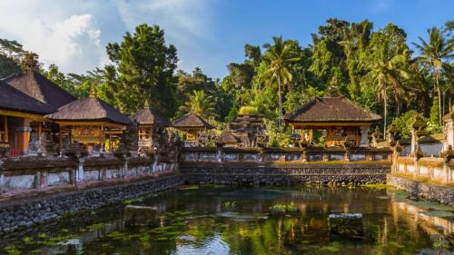 Objek wisata Tirta Empul