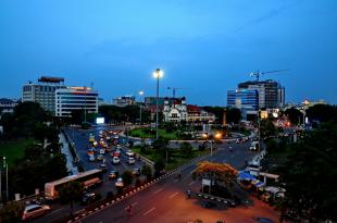 pemandangan Semarang
