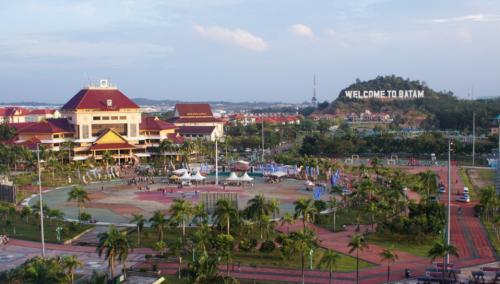 Alun alun Putri Batam