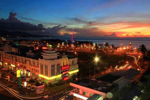 Kawasan Boulevaerd Manado