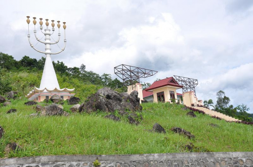 Menara Kaki Dian3