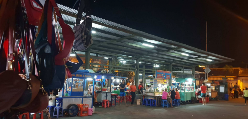Night Market Sanur
