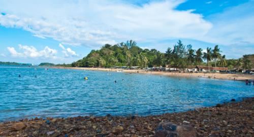 Pantai Tanjung Pinggir 1