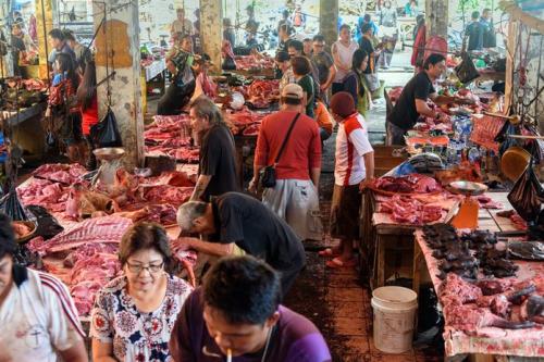Pasar Ekstrim Tomohon2