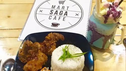 Saga Mart Café
