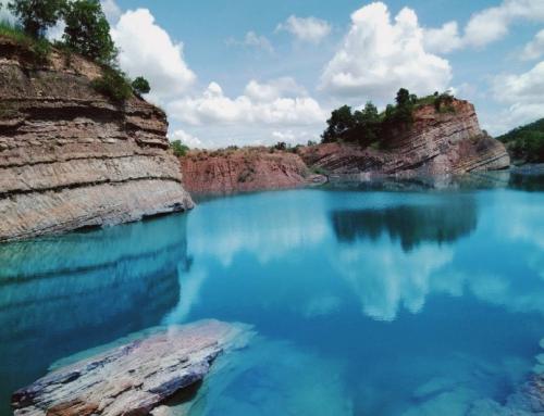 Danau Biru Pengaron1