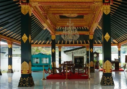 Museum Keraton Ngayogyakarta