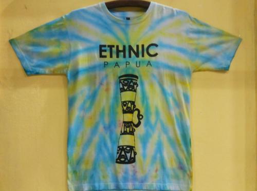 Tshirt Motif Papua