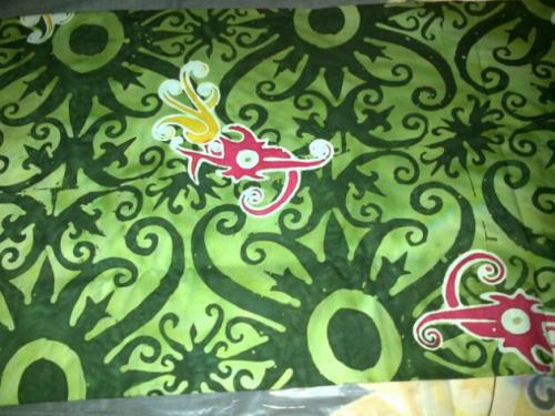 motif batik shaho