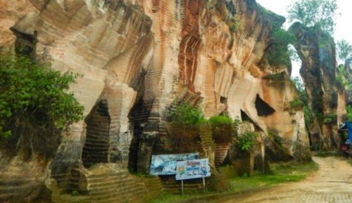 Bukit Arosbaya madura