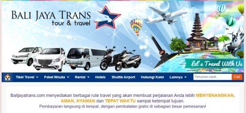 8 Travel Jurusan Surabaya Banyuwangi Termurah Paling Recommended - bali jaya trans