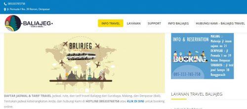 8 Travel Jurusan Surabaya Banyuwangi Termurah Paling Recommended - nusa trans travel