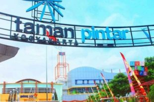 Belajar Sambil Bermain Hanya Ada Di Taman Pintar Yogyakarta