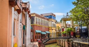 Destinasi Wisata Ala Eropa di Little Venice Cianjur