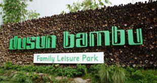 Dusun Bambu Lembang yang mempesona